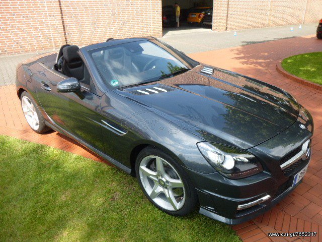 Mercedes-Benz SLK 200 BLUE EFFICIENCY AMG Line '12